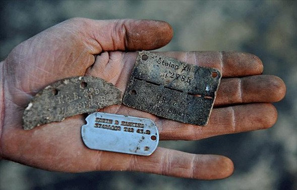 British Army Dog Tags For Sale